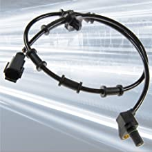 Holstein ABS Sensor Sensors Exact OE OEM Replacement