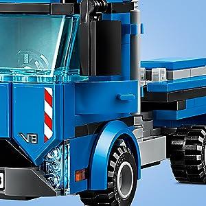 LEGO City Great Vehicles - Transporte de la Cosechadora