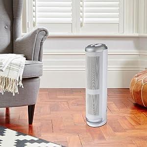 bionaire, bap1700, purificador, purificador de aire, purificar aire, limpiar aire, ionizador