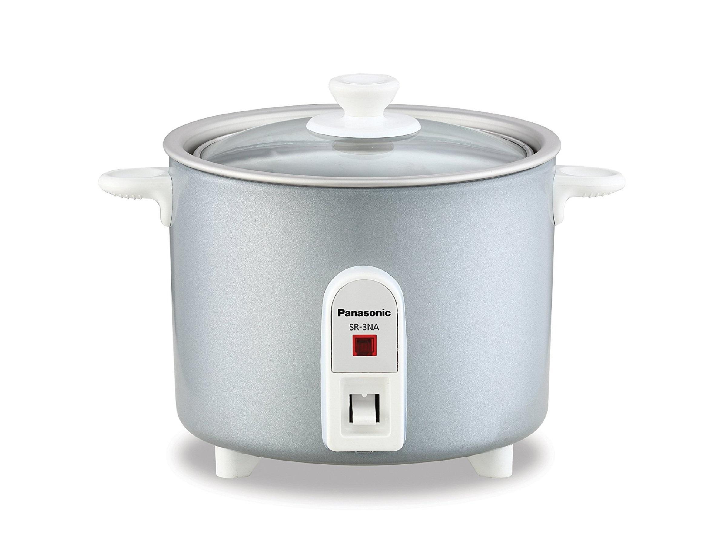 Test Kitchen Rice Cooker