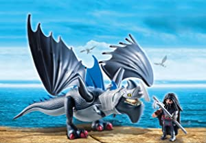 Playmobil Dragons Dreamworks figure from 9248 DRAGO