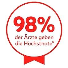 98% recomendación.
