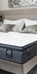 Canopy Pillowtop; Pillowtop; Pillowtop Mattress; Affordable Comfortable Mattress