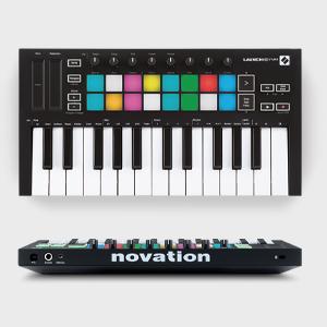 portable 25-key midi keyboard