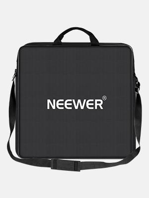Neewer Fotografía Bolsa de Transporte Funda Protectora Compatible con 18 Pulgadas Cámara Anillo de Luz - 20,47x20,47 Pulgadas/52x52 Centímetros, Nylon ...