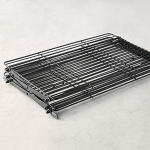collapsible cooling rack, adjustable cooling rack, cooling grid
