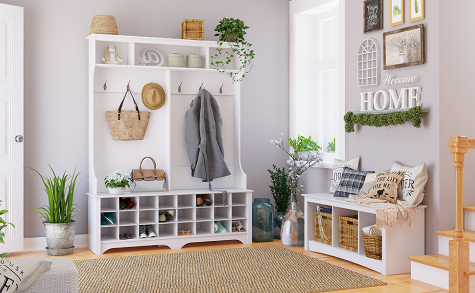 Prepac Entryway Furniture Collection