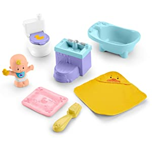 Fisher-Price GKP66 Little People Wash & Go Roll over image to zoom in Fisher-Price GKP66
