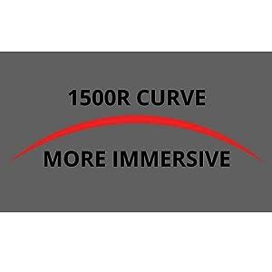 Curve Gaming Monitor