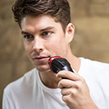 electric razor, electric shaver, rotary shaver, men's electric shaver, men's electric shaver