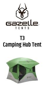 T3 Pop Up Tent