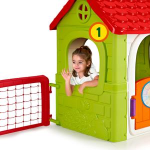 Feber Casa Giocattolo Multi Activity House 6In1, 800012606