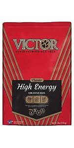 VICTOR High Energy