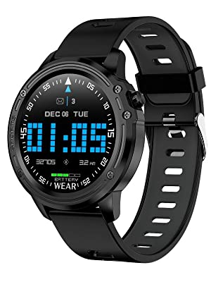 Leotec Smartwatch Multiesfera para Unisex Adultos de Digital ...