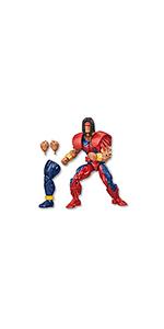 marvel legends series warpath figure