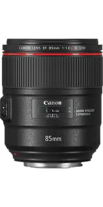 Canon Porträtobjektiv Rf 85mm F1 2l Usm Für Eos R Kamera