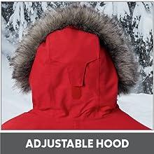 Adjustable Hood