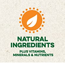 Natural ingredients plus vitamins, minerals and nutrients, dental, treats, dog, healthy, teeth, gums