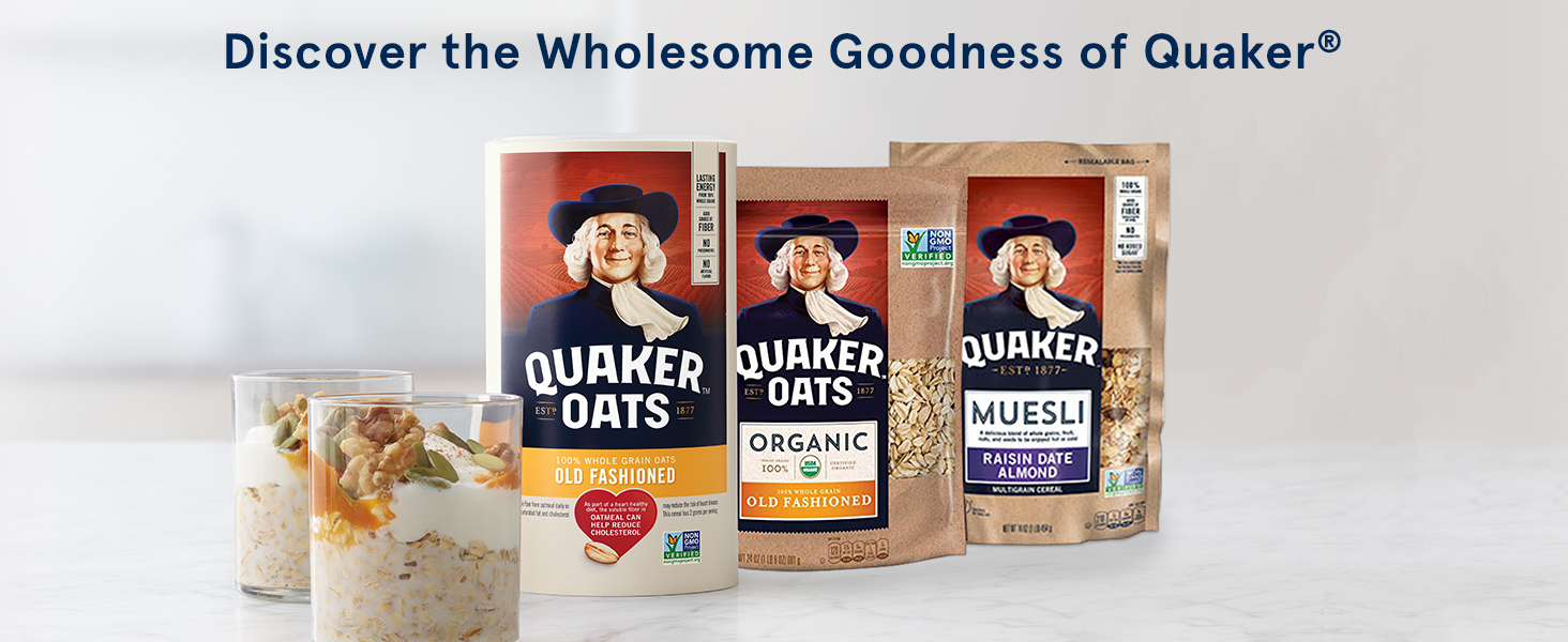 goodness of quaker