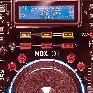 LM | NDX500 Numark New Content