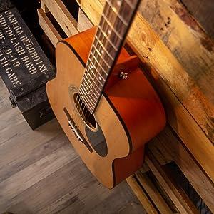 acoustic guitar, Jasmine, beginner guitar, first guitar, guitar pack
