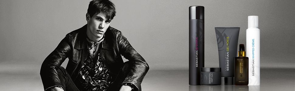 Sebastian Professional Shine Define hairspray
