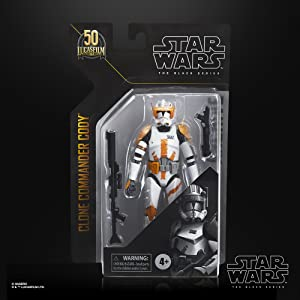 Star Wars The Black Series Archive Clone Commander Cody