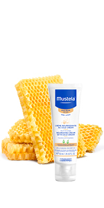 Mustela nourishing face cream
