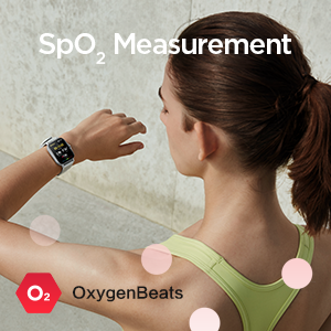 Blood Oxygen Monitoring