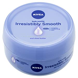 Body, moisturiser, irresistibly smooth, skincare, shea butter, sunburn,