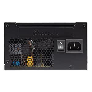 CORSAIR VS Series, VS650, 650 Watt, 80+ White Certified, Non-Modular Power Supply