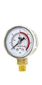 UL Recognized Pressue Gauge
