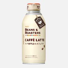 デカフェ,ミルクコーヒー,ラテ,カフェインレス,ミルクティー,抹茶,缶コーヒー,ペット,缶,カロリー,カフェラテ,砂糖不使用,デザート,BEANS&ROASTERS