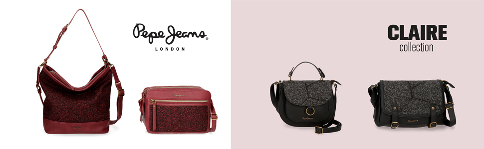 pepe jeans bolso mujer