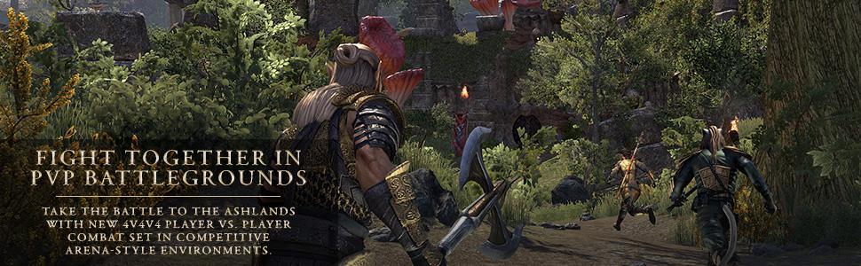 The Elder Scrolls Online: Morrowind (PS4): Amazon.co.uk