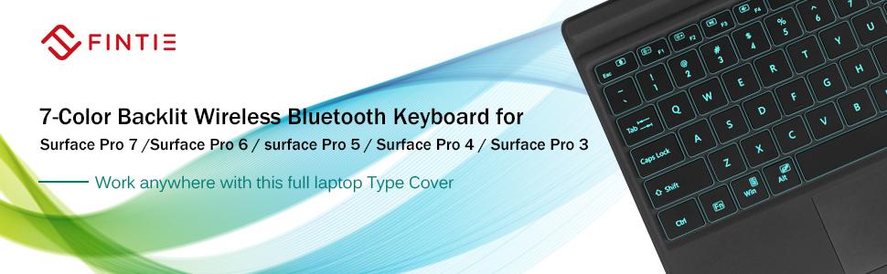 surface pro 7 keyboard
