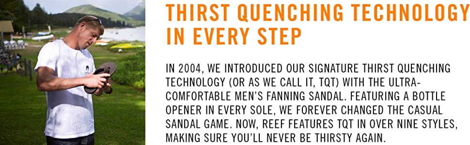 Thirst Quenching Technology