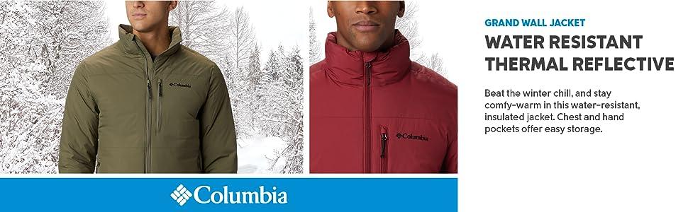 Columbia Men's Grand Wall Winter Jacket