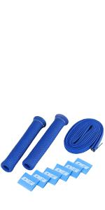 Split Wire Sleeve Design Engineering 010655 Easy Loom x 10 19mm Black 3//4