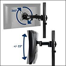ARCTIC Z3 Basic - Brazo de Monitor Triple para Montaje en ...