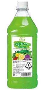 果実の酒 ベジサワー セロリ&レモン PET1800ml