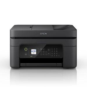 workforce wf-2830, epson, zakelijke printer, thuisprinter, individuele inkten, cartridges, papier,