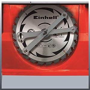 EInhell La sega circolare da banco TC-TS 2025/1 U