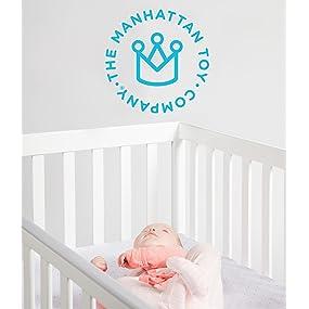 crib toy;manhattan toy;baby toy;baby color toy;developmental toy;stroller toy;travel toy