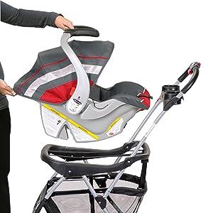 infant car seat, stroller
