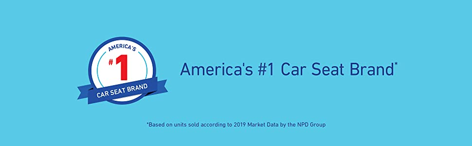 Marca de asientos de coche de Estados Unidos
