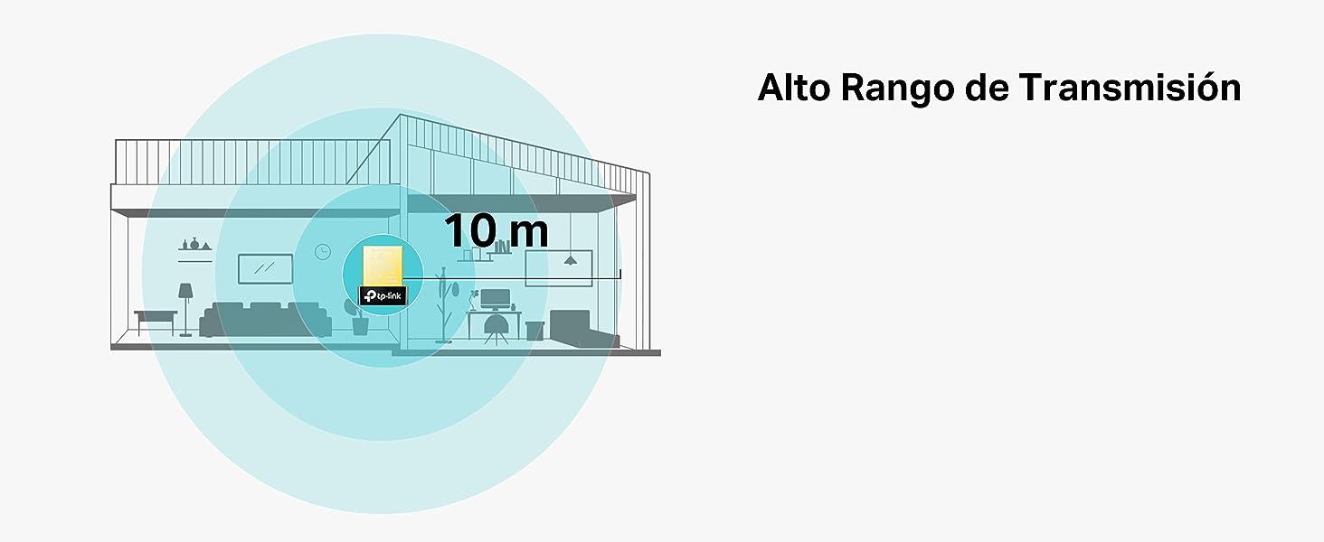 High Operation Range
