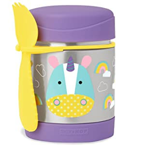 Skip Hop, Baby Thermos, Insulated Food Jar