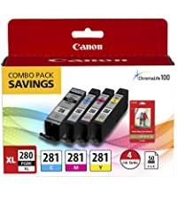 Amazon.com: Canon 2986C002 PIXMA TS6220 Wireless All In One ...