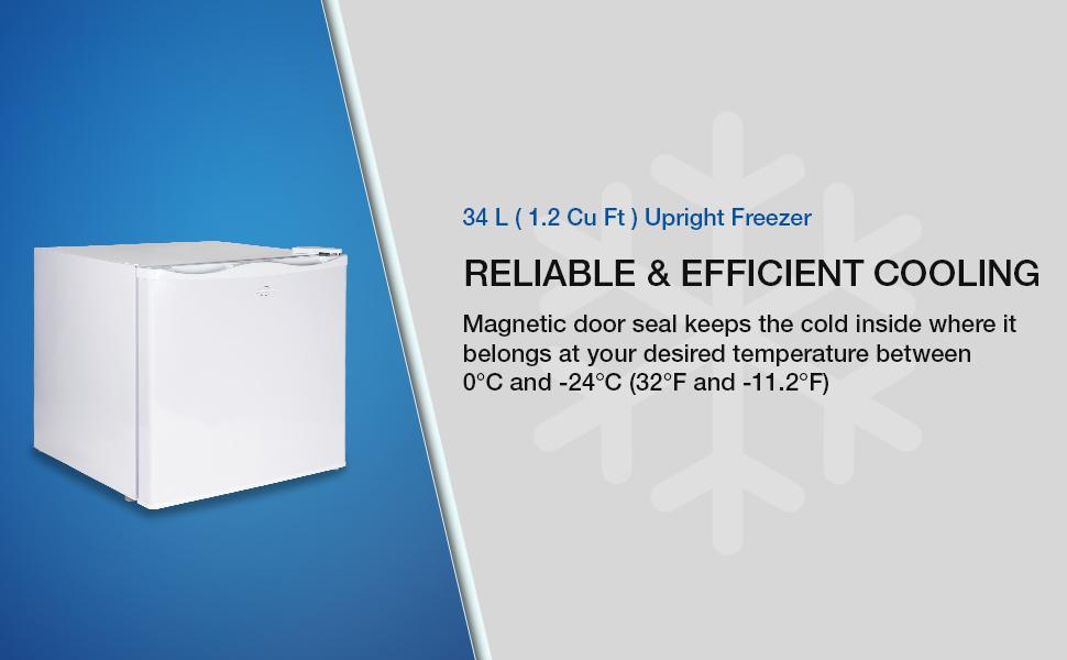 chest compact fridge ,home, dorm, Upright Freezer, mini fridge, chest fridge White , perfect feet,